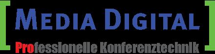 Media-Digital – Professionelle Konferenztechnik