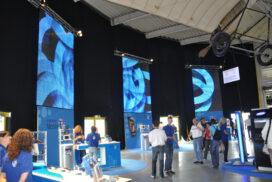 Vermietung von LED-Wände indoor & outdoor