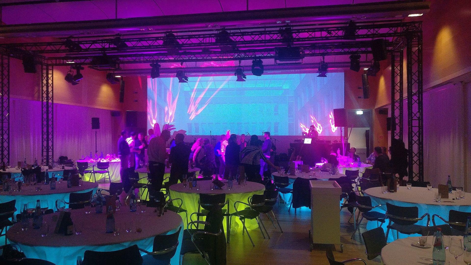 """Konferenz """"Schufa"""" im KTC in Königstein"""
