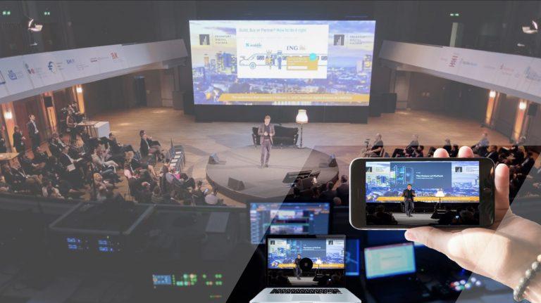 Media Digital Hybrid Events